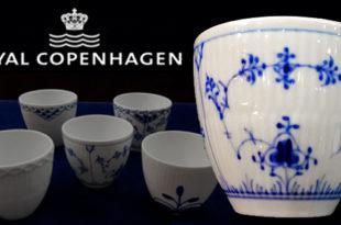 【Royal Copenhagen】ロイヤルコペンハーゲン:デンマーク王室漂う由緒ある老舗ブランドは賢明にモデル選定しなければ価値が大きく変わる