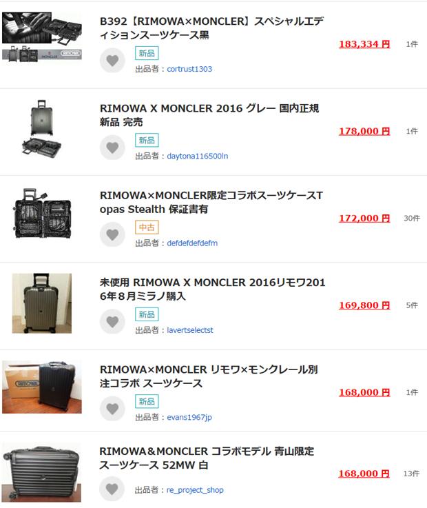 【RIMOWA/リモワ】誰とも被らず旅行で一目置かれる希少価値の高いリモワ・コラボレーションスーツケース 3 つのモデル
