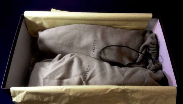 【BOTTEGA VENETA】ボッテガ・ヴェネタ ドレスシューズ レースアップ イントレチャートを売り彼女の新しいボッテガの財布を買う