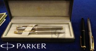 【PARKER】パーカー75:スターリング・シルバータイプは革新的で現在でもビジネスマンや物書きに使いやすく優れたモデル