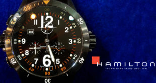 【Hamilton】ハミルトン・エアクロノカーキ:リーズナブルで高級腕時計好きの通好みの男性にプレゼントしたい オススメモデル