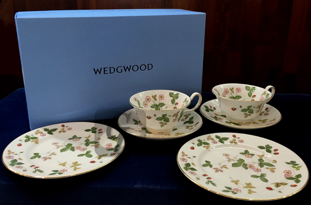 【Wedgwood】ウエッジウッド:低価格化の苦境に陥りながら時代を経ても愛され続ける老舗ブランド