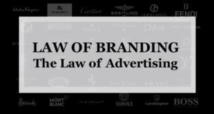 【ブランディング22の法則】広告の法則:広告はあなたが築いたブランドを守る最強の防衛ツールである