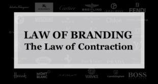 【ブランディング22の法則】収縮の法則:成功する前のブランドがフォーカスしたときの見られた 5 つのパターン