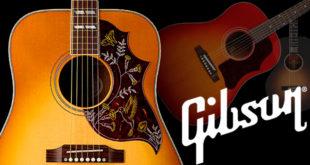 【Gibson】ギブソン:買取相場でも盛り上がりを見せる個性派たちに愛されたフラットトップ・ギターの高級ブランド