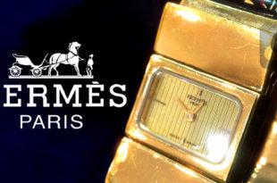 【エルメス HERMES】ロケ 七宝焼バングル L01.201 腕時計は エルメス入門を考える女性に最適なモデル