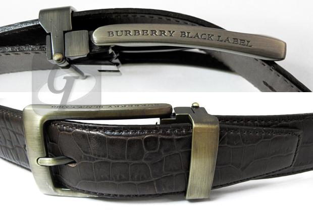 【BURBERRY:バーバリー】メンズレザーベルトは 3 つのブランドの比較から見えてきた腹回りが気になる中年男性に最適なモデル