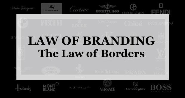 【ブランディング22の法則】国境の法則:グローバルなブランドになる為には障壁はなくあるのは国特有の評価である