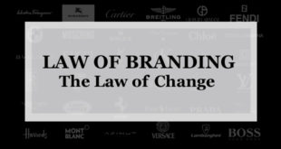 【ブランディング22の法則】変更の法則:例外的に あなたのブランド を変更しても良い 3 つの理由