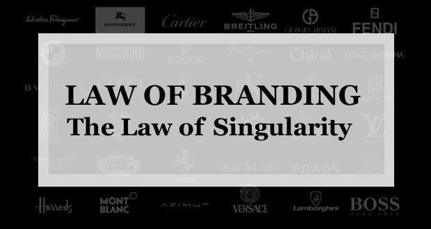 【ブランディング22の法則】特異性の法則:ブランドの最も賢明な戦略に ひとつのものを追い求めるひたむきさに 真の顧客は感動する