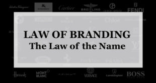 【ブランディング22の法則】名前の法則:結局 あなたのブランドが成功する 最もシンプルな長期的方法は 強力な名前である