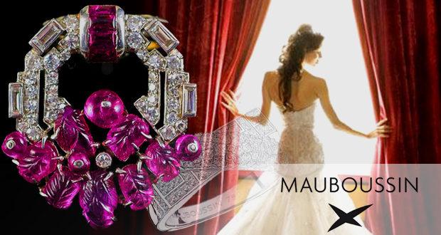 【MAUBOUSSIN:モーブッサン】婚約から結婚指輪までリーズナブルに買える隠れたラグジュアリーブランド
