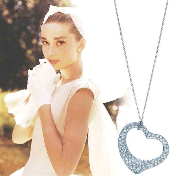 【Tiffany & Co】ティファニー オープンハート ネックレスで過去の恋愛の経験を買取を用いて結婚資金の原資を生み出す