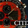 【CITIZEN】シチズン プロマスター ナビホーク サンダーバーズ クロノグラフはミリタリーウォッチの稀少レアモデル