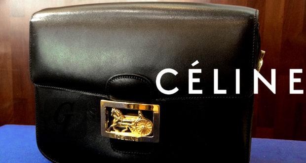 【CELINE】セリーヌ サルキー ヴィンテージ・ショルダーバッグは現在と過去を両方を楽しむ最適なファッションアイテム