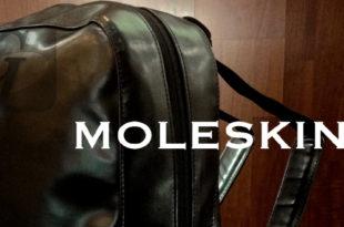 【MOLESKINE】モレスキン トラベルコレクション ビジネスリュックはブロガーやノマドワーカーに最適な収納ツール