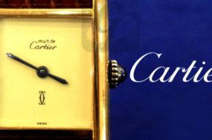 【Cartier】カルティエ マスト タンク ヴェルメイユ 手巻は約 35 年経った現在でも数少ない高額な絶版稀少モデル