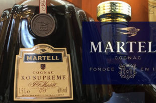 【Martell】コニャック cognac スプリーム/ xoエクストラ/ コルドンブルーは中古酒市場でリセールの高い稀少高級ブランドを買取してみた