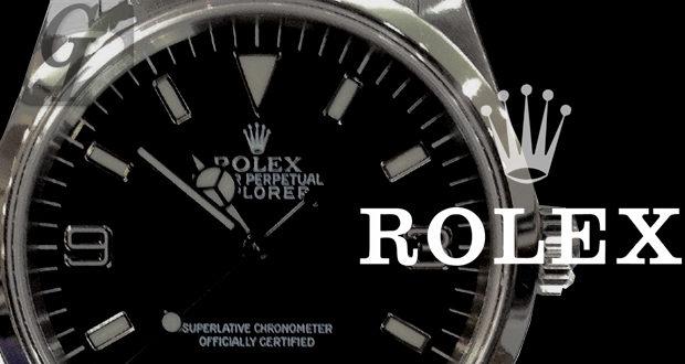 【Rolex:ロレックス】エクスプローラー I 年々高騰するモデルはビジネスからスポーツシーンまで活躍するシンプルなオイスター入門機モデル