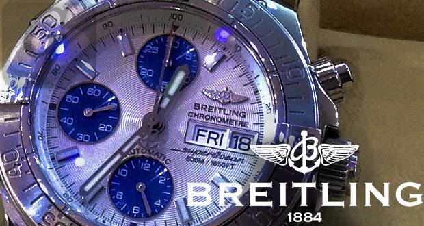 【BREITLING】ブライトリング・ダイバーズクロノモデル スーパーオーシャンはマリンスポーツからビジネスシーンまで最適なモデル