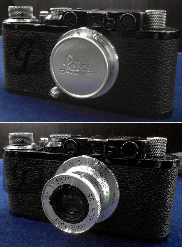 【LeicaⅡ】ライカⅡ D2 バルナック型 ビンテージレンジファインダーカメラは祖父から譲り受け約 45,000円の買取査定をつけた高額稀少モデル