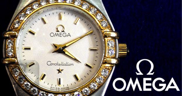 【OMEGA】オメガ コンステレーション ダイヤベゼル K18 が買取査定額が新品より 約 10.2 %のリセールしかないので 約 25.9 %まで査定額を引き上げてみた