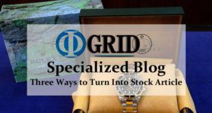 【Φ-GRID STYLE】フロー型になりがちなブログを不動産のような資産に変えるストック特化型ブログに変貌させる 3 つの方法