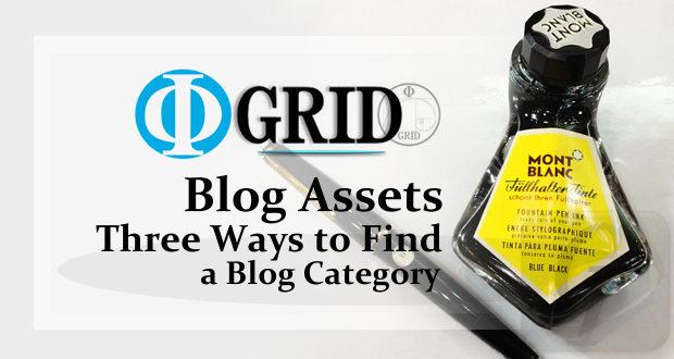 【Φ-GRID STYLE】ブログをブランド資産と考えるなら あなたの得意なこと ハウツーコンテンツを書いて収益を生み出す 自分だけのカテゴリーを簡単にみつめる 3 つの方法