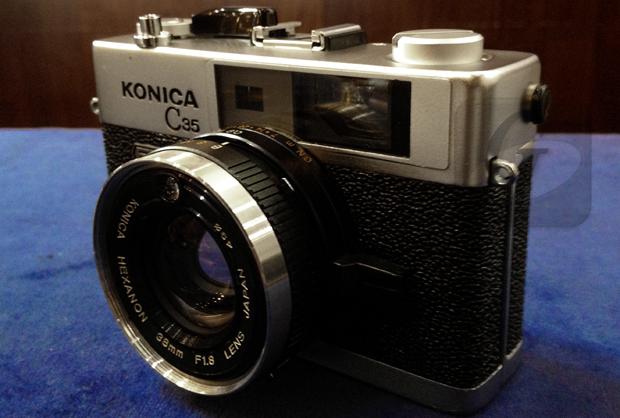 【KONICA】コニカ KONICA C35 は ジャーニーコニカとして 約 40 年前に大ヒットし 現在 高額買取・販売されている隠れた稀少モデル