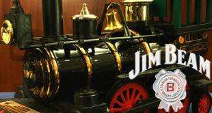 【Jim Beam】ジム・ビーム グラント・ロコモティブ デキャンタはボトルの価値を上げシリーズ化することでブランドの付加価値化を狙ったモデル