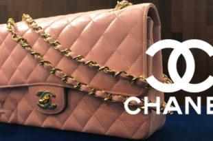 【CHANEL:シャネル】マトラッセ チェーンショルダー キャビアスキン ダブルフラップ ピンクは若き日の彼女の恋の駆け引きで使われた稀少なモデル