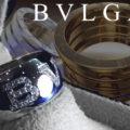 【BVLGARI】ブルガリ:ダイヤモンド モノロゴ K18WG リングは 手軽でリーズナブルに贈ることができる最適なプレゼント