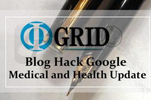 【Φ-GRID-BLOG HACK】健康アップデートによる 医療・健康系サイト 及び アフィリエイトブログの終焉 と 成長市場の優れた高品質コンテンツについて