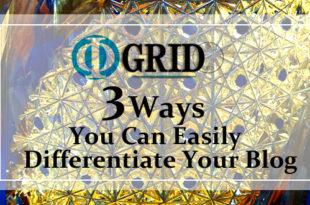 【Φ-GRID STYLE】ブログマニアが読みたいと思う手間を掛けずに簡単にブログを差別化できる 3つの方法