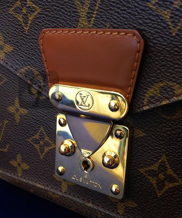 【LOUIS VUITTON】ルイ・ヴィトン モノグラム モンソーはリペアし流行に左右されることなく使用できる定番人気の高額買取モデル
