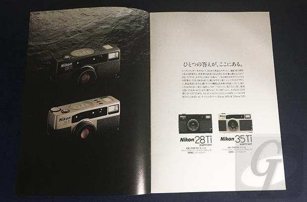 【Nikon】ニコン 35Ti 銀塩コンパクトフィルムカメラをレストアし約 4.52 倍程度で高額買取して分かった実は目立たない急成長市場