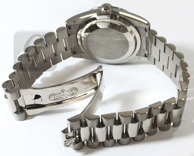 【ROLEX Day Date WG 118239NG】ロレックス デイデイト ホワイトゴールド ダイヤモデルは実用性に優れ中古買取でもリーズナブルで海外で人気の最高級フラッグシップ ドレスモデル