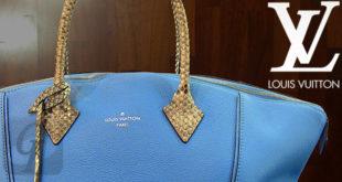 【LOUIS VUITTON】ルイ・ヴィトン ロックイットMM 2way バッグは上品でフェミニン軽量かつ実用的な稀少なバッグを買取に出し相場を調べ売却してみた