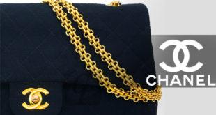 【CHANEL:シャネル】 ジャージー マトラッセ チェーンショルダーは春夏を通じて気軽に使うことができるリーズナブルな入門モデル