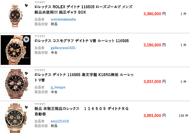 【Rolex 5models Selection】ロレックスマニアが選ぶ保有しても投資効果の高いオススメ 5 つの高額買取人気モデル