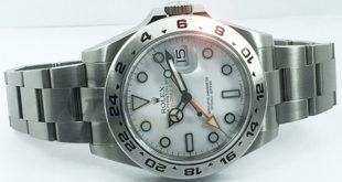 【Brand Shooting,Good Industrial design:Photo Collection】Rolex EXPLORER II White Tritium /ロレックス エクスプローラー II Ref.216570