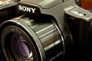 【SONY】ソニー Cyber-Shot サイバーショット DSC-H50 wide conversion lens VCL-DH 0774 / MC protector equipped model