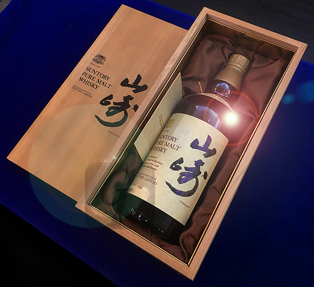 【Brand Shooting,Good Industrial design:Photo Collection】Suntory Luxury and Rare Japanese whiskey