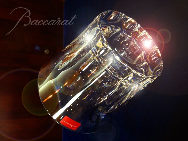 【Brand Shooting,Good Industrial design:Photo Collection】Baccarat Etna tumbler