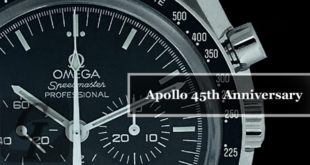 【OMEGA】Speedmaster MOONWATCH PROFESSIONAL CHRONOGRAPH Apollo 45th Anniversary BOX Model