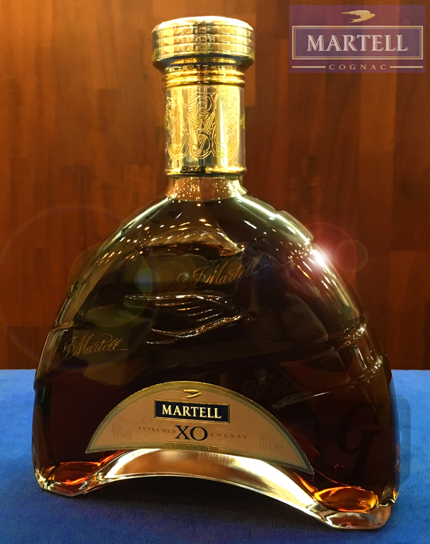 【Brand Shooting,Good Industrial design:Photo Collection】Martell Cognac XO EXTRA / マーテル コニャック XO エクストラ オールド