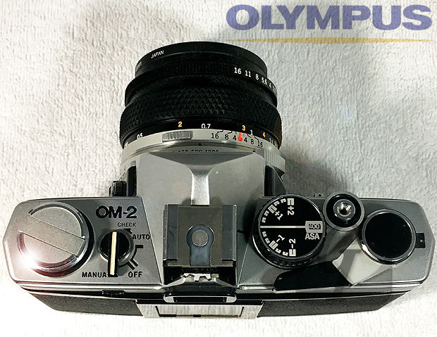 【Brand Shooting,Good Industrial design:Photo Collection】OLYMPUS オリンパス OM-2