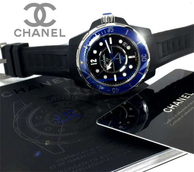 【Brand Shooting,Good Industrial design:Photo Collection】CHANEL J12 H2561 Marine 38mm