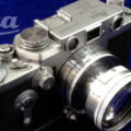 【Brand Shooting,Good Industrial design:Photo Collection】Leica IIIf Summicron Ernst Leitz Wetzlar ライカ バルナック セルフタイマー ズミクロンレンズ 1954