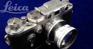 【Brand Shooting,Good Industrial design:Photo Collection】Leica IIIf Summicron Ernst Leitz Wetzlar ライカ バルナック セルフタイマー ズミクロンレンズ 1954
